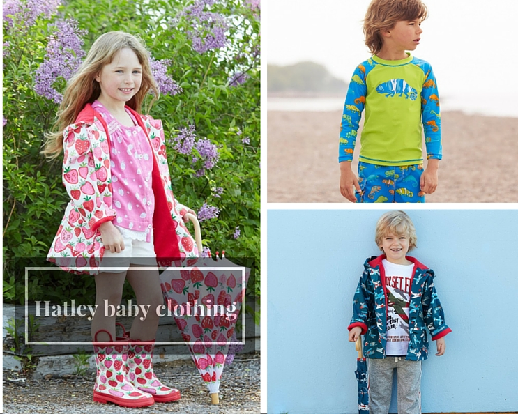 Hatley baby clothing