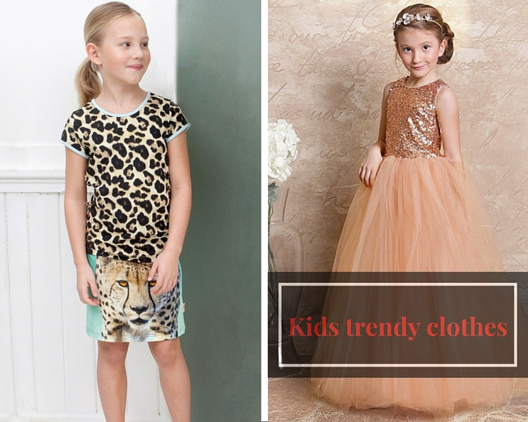 Kids trendy clothes