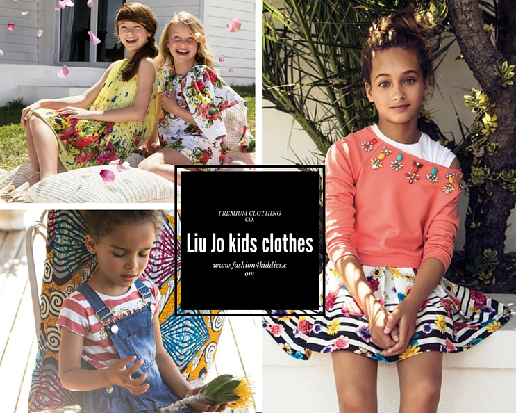 Liu Jo kids clothes