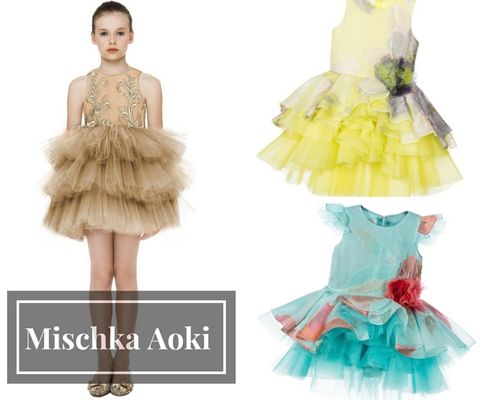 Mischka Aoki clothes for girls