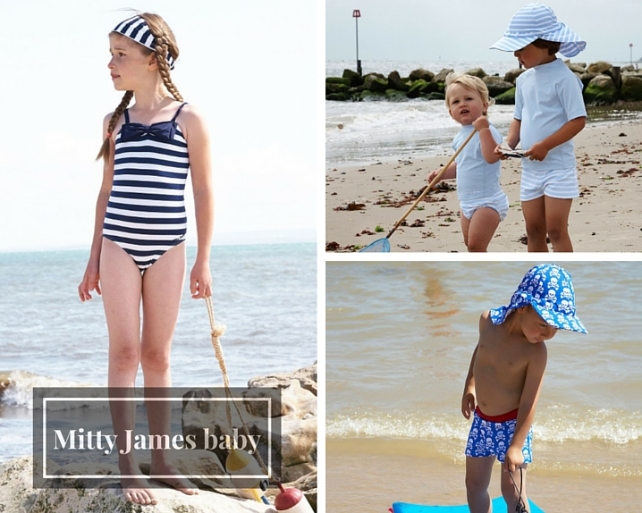 Mitty James baby swimwear