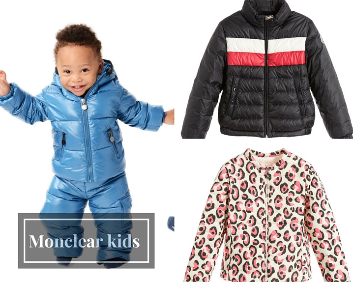 Monclear kids clothes