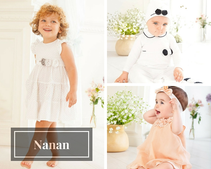 Nanan baby clothing
