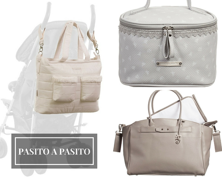 Pasito a Pasito changing bag