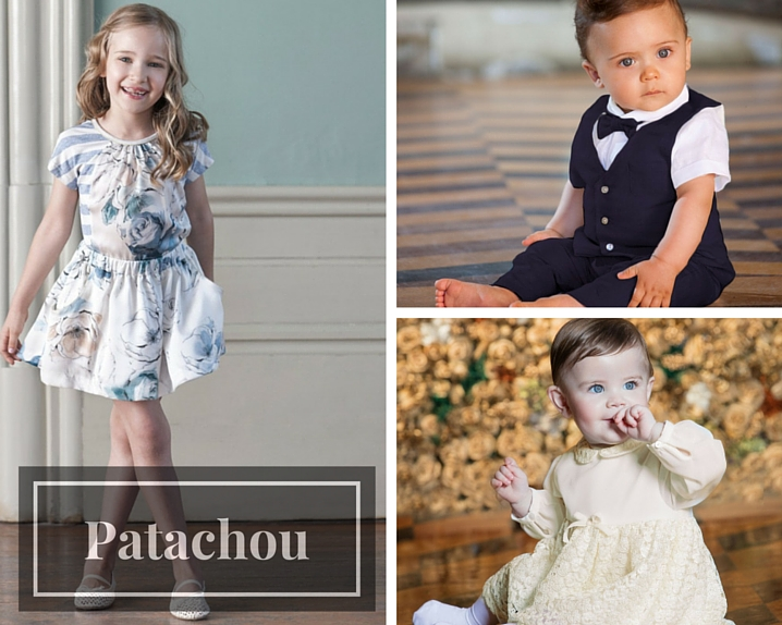 Patachou baby clothes