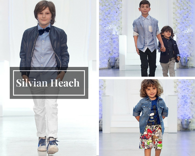 Silvian Heach childrenswear