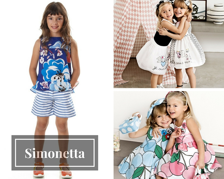 Simonetta girls clothes