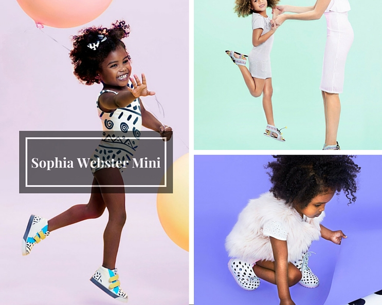Sophia Webster Mini shoes for girls