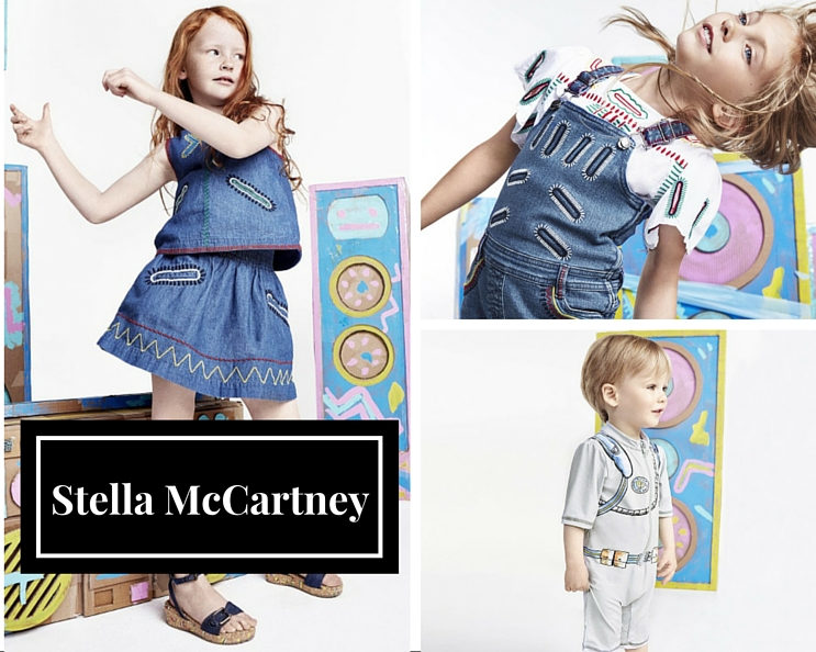 Stella McCartney kids clothes