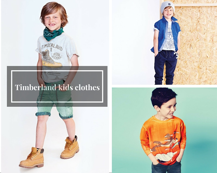 Timberland kids clothes