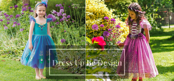 Dress Up Be Design girls dresses