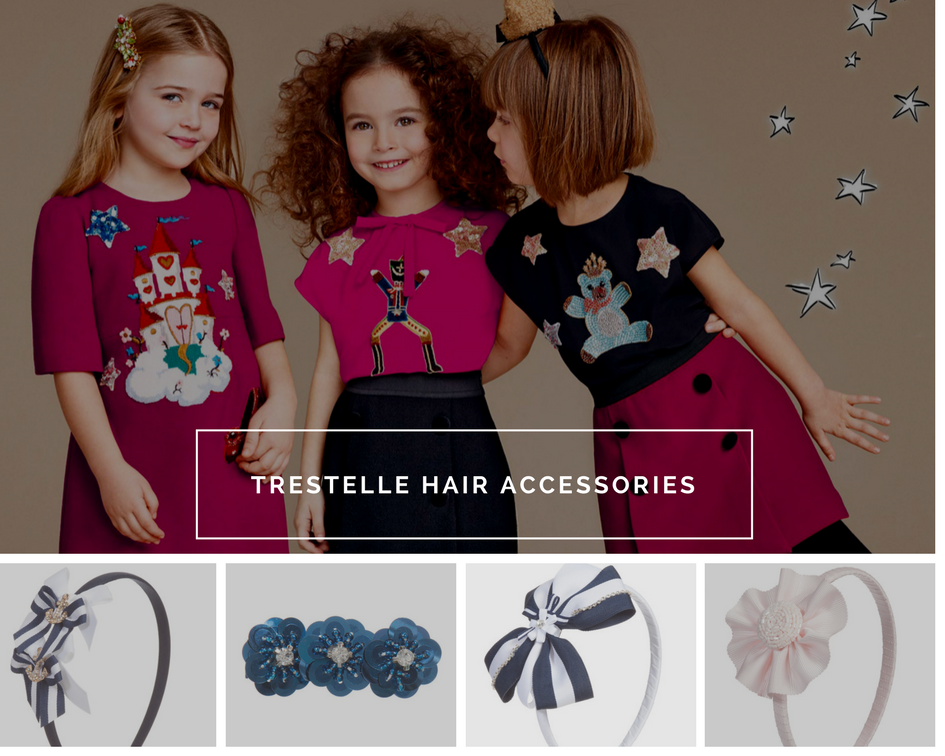 Trestelle hair accessories