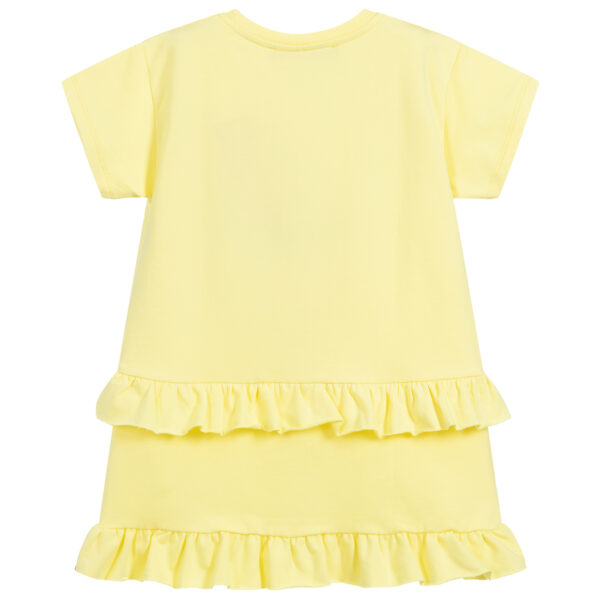 Agatha Ruiz de la Prada Colourful Jersey Dress for girls 1