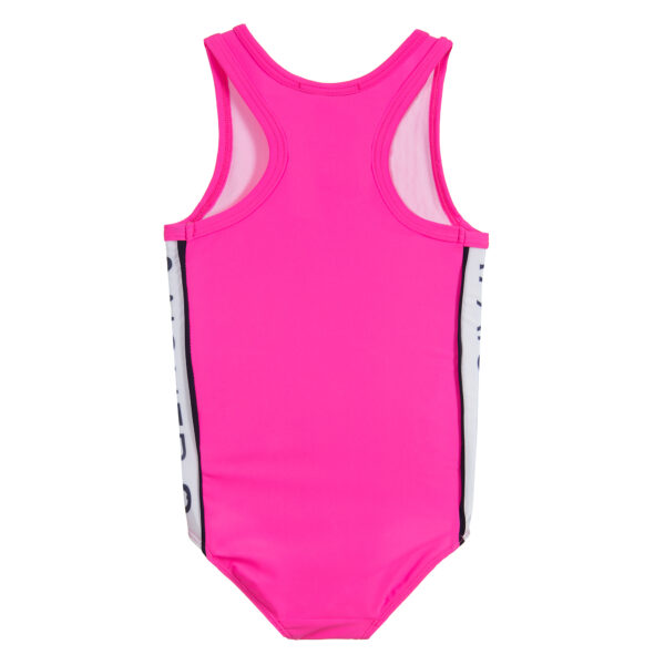 Aigner Kids Pink Swimsuit for girls 1