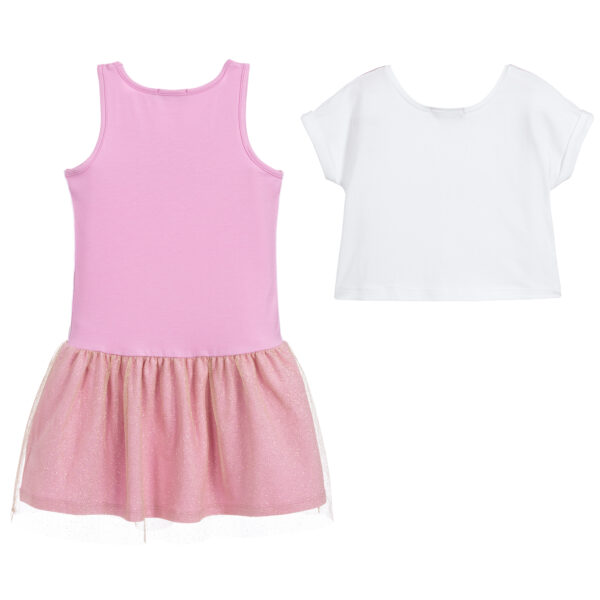 Aigner Kids White & Pink Dress & Top for beautiful princeses 2