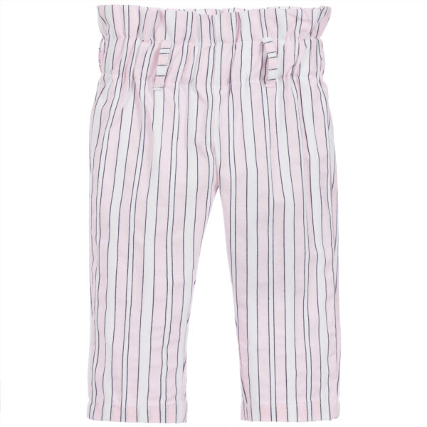 Aigner Kids striped trousers for little fashionistas 2