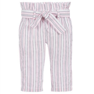 Aigner Kids striped trousers for little fashionistas