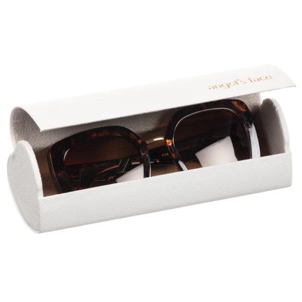 Angel's Face Brown Sunglasses For Girls 1