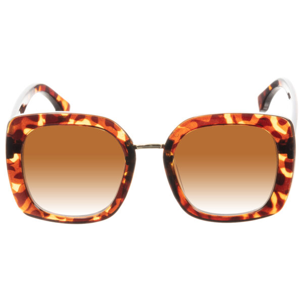 Angel's Face Brown Sunglasses For Girls 2