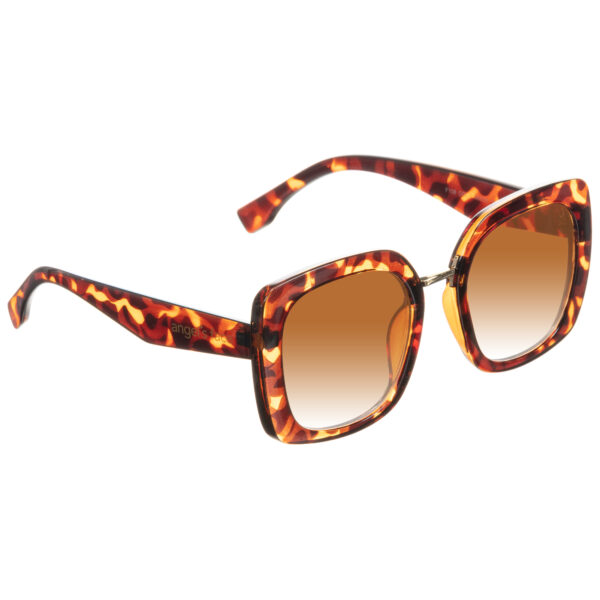 Angel's Face Brown Sunglasses For Girls
