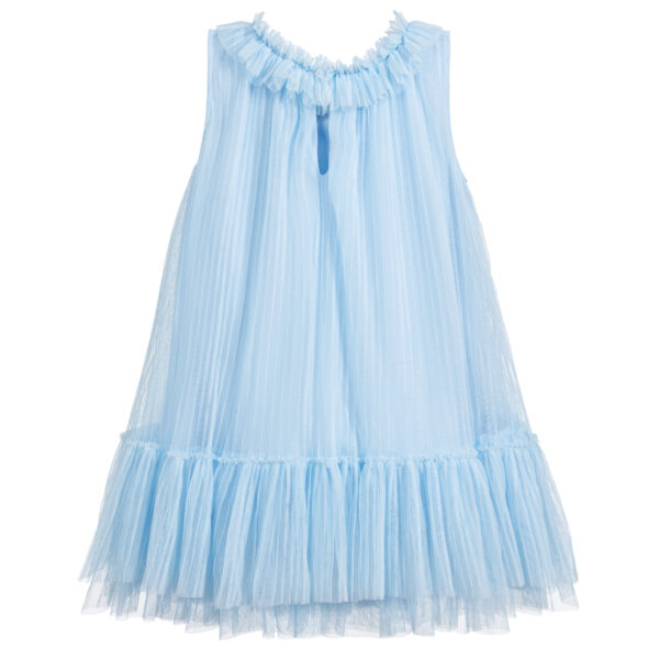 Angel's Face Girls Blue Tulle Dress For Fashionistas 2
