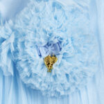 Angel's Face Girls Blue Tulle Dress For Fashionistas 3