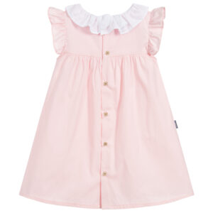 Babidu Girls Sweet Cotton Dress 1