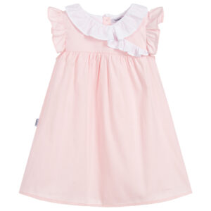Babidu Girls Sweet Cotton Dress