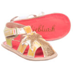 Billieblush Bright Sandals With Sequins