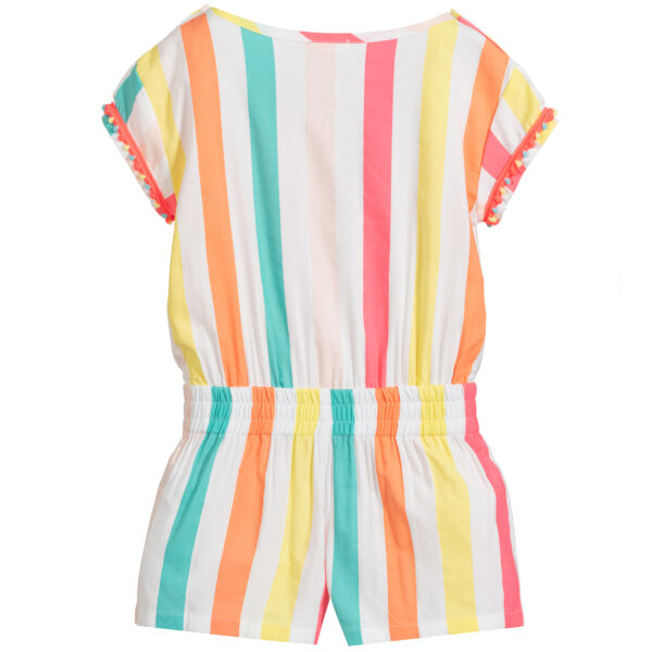 Billieblush Colourful Playsuit For Girls 2