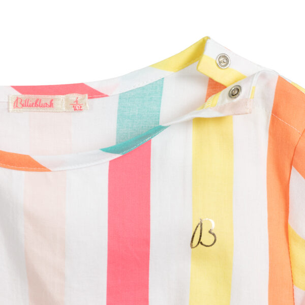 Billieblush Colourful Playsuit For Girls 3