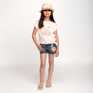 Billieblush Designer Denim Shorts 1