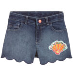 Billieblush Designer Denim Shorts