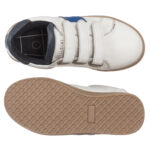 Carrément Beau White Leather Trainers For Boys 2