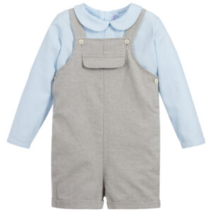 Ancar Shirt & Shorts Set For Little Boys