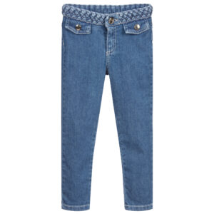 Chloé Blue Jeans For Girls
