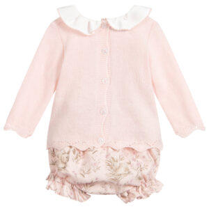 Foque Pink Rabbit Shorts Set 1