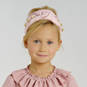 Graci Pink Hairband 1